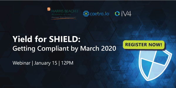 Register for NY SHIELD Webinar